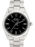 Rolex Automatic Water Resistant Stainless Steel Airking Watch, 34mm