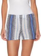 Lemlem Jaha Cotton Striped Short
