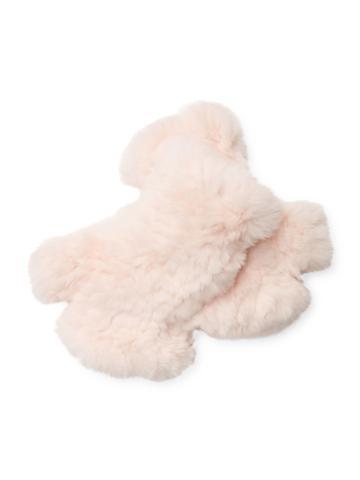 Adrienne Landau Rex Rabbit Fingerless Glove