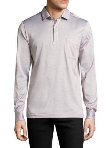 La Perla Long Sleeve Cotton Shirt