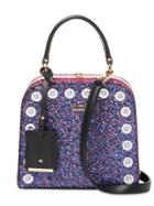 Kate Spade New York Skyline Way Violina Glitter Satchel