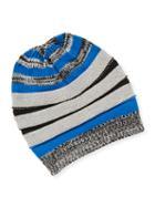 Missoni Crochet Wool Hat