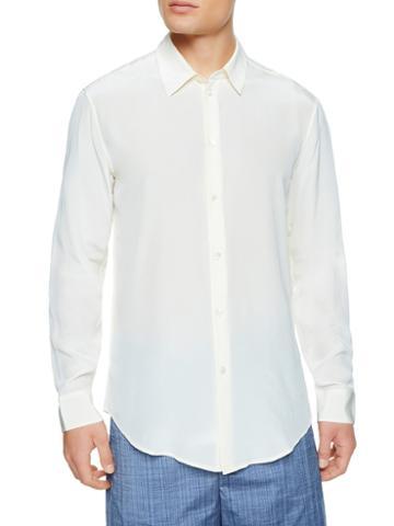 La Perla Silk Sleep Shirt