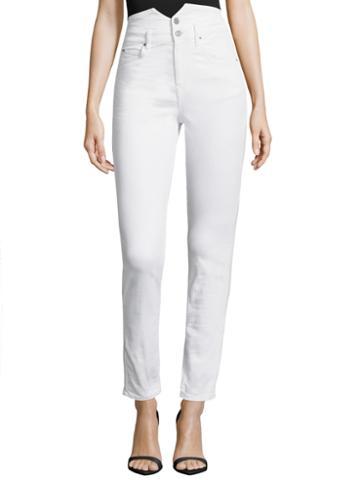 Isabel Marant Earley Split High Rise Jean