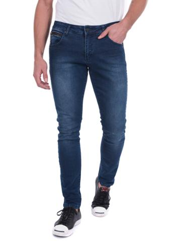 Ron Tomson Stone Wash Slim Fit Jeans