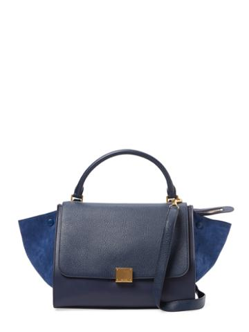 Celine Trapeze Medium Leather Tote
