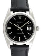 Rolex Manual Wind Water Resistant Stainless Steel Oysterdate Watch, 34mm