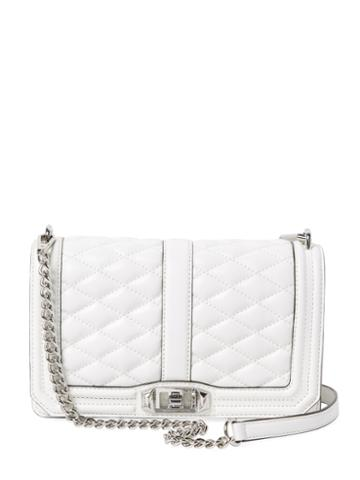 Rebecca Minkoff Love Small Quilted Leather Crossbody
