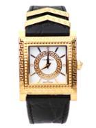 Versace Watches Dv25 Strap Watch