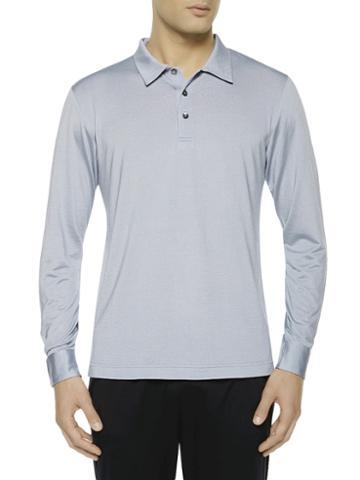 La Perla Silk Way Polo Shirt