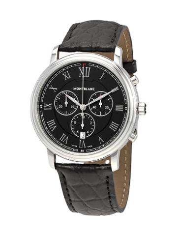 Montblanc Tradition Chronograph Watch, 42mm