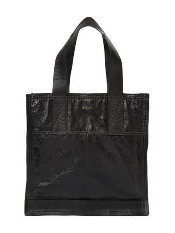 Balenciaga Leather Messenger Bag