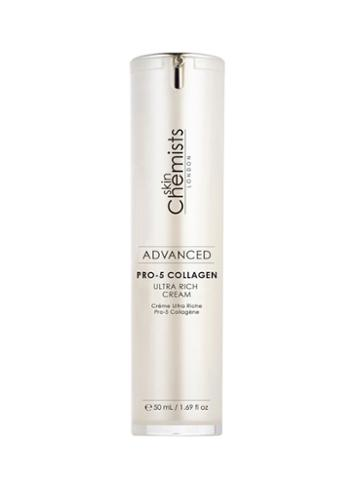 Skin Chemists Advanced Pro-5 Collagen Ultra Rich Cream (1.69 Oz)