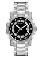 Bulova Water Resistant Watch, 42mm