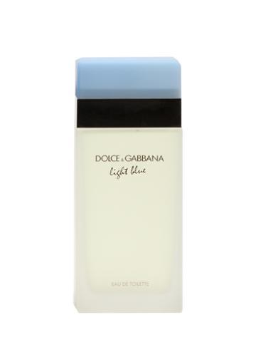 Dolce & Gabbana Fragrance Dolce & Gabbana Light Blue Ladies Eau De Toilette Spray (6.7 Oz)