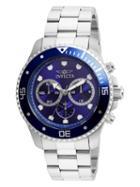 Invicta Pro Diver Water Resistant Vd54 Quartz Watch, 45mm
