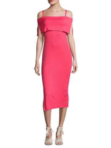 Rachel Pally Pascal Solid Sheath Dress