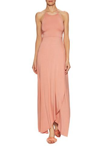 Rachel Pally Kaia Solid Maxi Dress