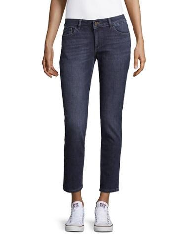 Dl1961 Amanda Skinny Ankle Jeans