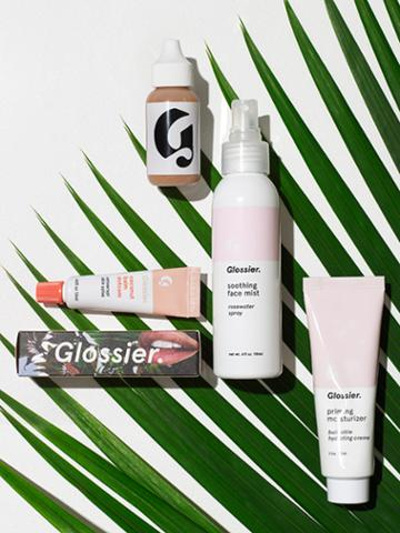 Glossier Coconut Phase 1 Set