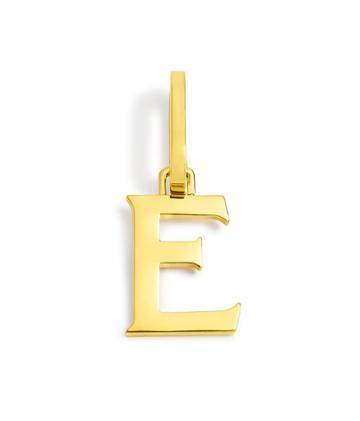 Henri Bendel Influencer Letter E Charm