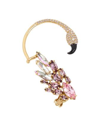 Henri Bendel Flamingo Ear Cuff