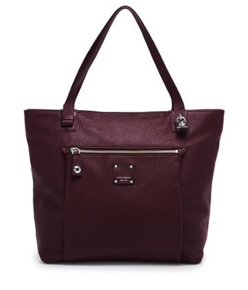 Henri Bendel Jetsetter Leather Soft Tote