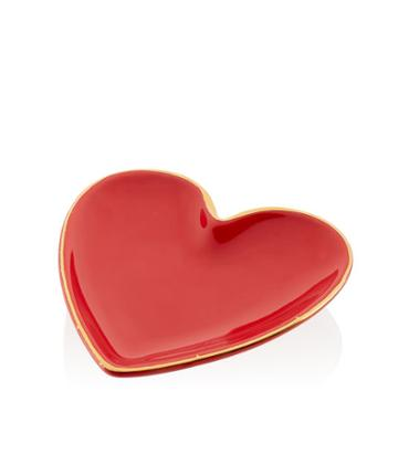 Henri Bendel Love Ring Dish