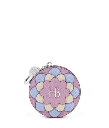 Henri Bendel Round Coin Purse