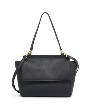 Henri Bendel West 57th Flap Satchel