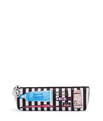 Henri Bendel Beauty Essentials Small T Gusset Cosmetic Bag