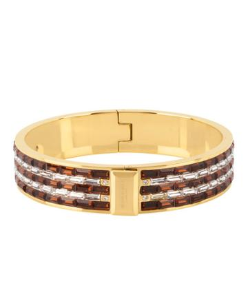 Henri Bendel Striped Bangle