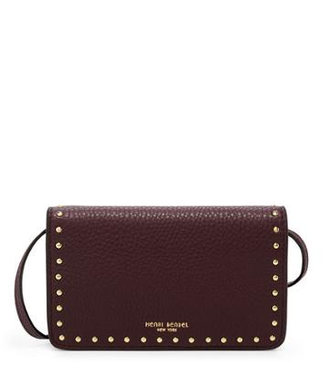 Henri Bendel West 57th Studded Xl Smartphone Case Crossbody