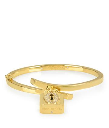 Henri Bendel Love Lock Bangle