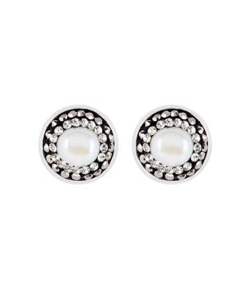 Henri Bendel Kevia Pearl Stud Earring