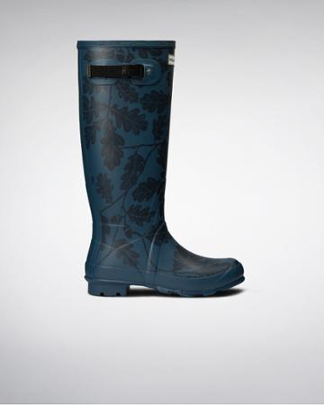Women's National Trust Print Norris Field Boots