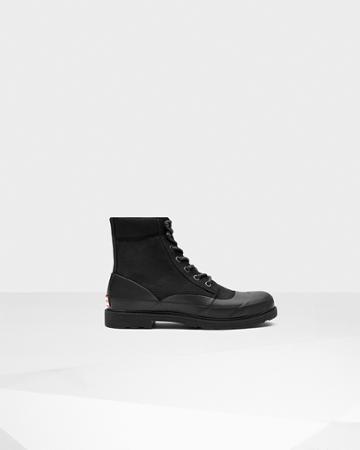Men's Original Canvas Lace-up Derby Boots