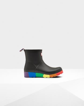 Original Pride Play Flatform Rain Boots