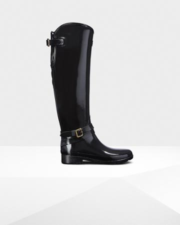 Women's Original Quilted Refined Tall Riding Boots