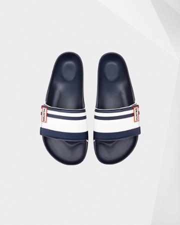 Men's Original Garden Stripe Adjustable Slides