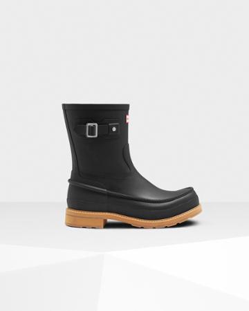Men's Original Moc Toe Short Rain Boots