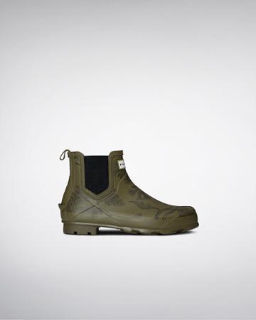 Women's Norris Field Printed Chelsea Boots