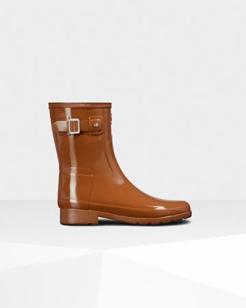 Women's Original Hybrid Lining Refined Short Rain Boots