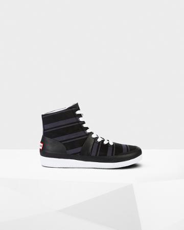 Men's Original Garden Stripe Hi Top Sneakers