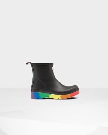 Original Pride Play Heeled Rain Boots