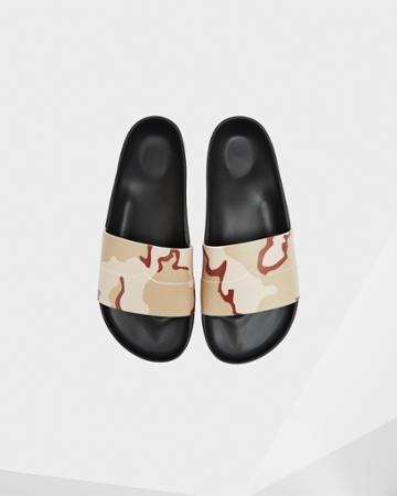 Men's Original Desert Camo Slides