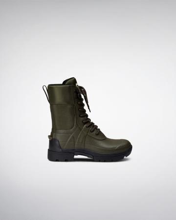 Balmoral Combat Boots