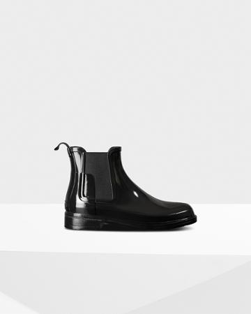 Men's Refined Gloss Chelsea Boot