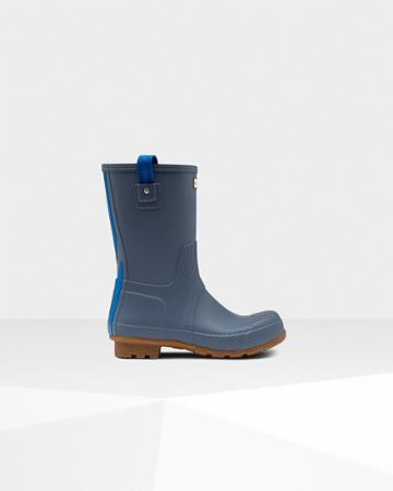 Men's Original Short Seaton Rain Boots