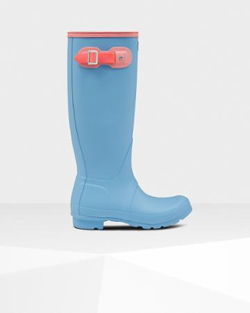 Women's Original Colorblock Tall Rain Boots